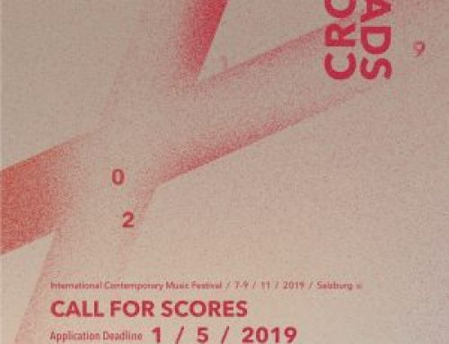 Call for Scores 2019 – CROSSROADS