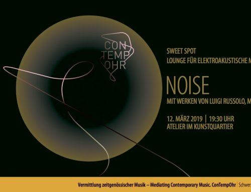 SWEET SPOT / Noise
